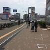 甦れ札幌:清水戦