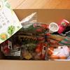 口コミ人気の野菜宅配 オイシックスおためしセット(送料無料)の個性的なふぞろい野菜たち