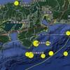 【松原照子氏】世見2017年07月15日:連動・誘発する地震~周防灘・琵琶湖に要注意?
