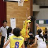 バスケ・ミニバス写真館67 一眼レフで撮影したバスケットボール試合の写真