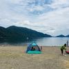 札幌から車で1時間!日本一綺麗な湖「支笏湖」でSUP(サップ)体験してみたら最高だった。