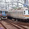 《東京メトロ》【写真館460】メトナナの廃車が再開!離脱第1号となった7110F