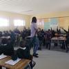 ナミビアで、初授業観察。感動!