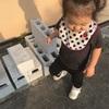Rioの気遣い(3歳8ヶ月)