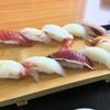 海の駅照島でにぎり寿司を食べてきました