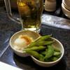 鶏皮鶏飯@梅田
