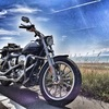 お金が貯まるとバイクに乗ってカーブを曲がれなくなるものなの?