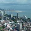 【観光】マレーシア・ペナン島のジョージタウンを見渡せる☆スリル満点のRainbow Sky-walk