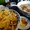 コスパでよしのうどんチェーン うどんウエスト唐津店のかき揚げ丼セット