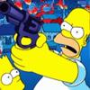 シーズン9、第5話「ホーマーのピストル大騒動:The Cartridge Family」