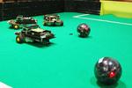 金沢市キッズプログラミング教室「ロボットサッカー」