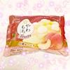 井村屋 やわもちアイス【Fruits】白桃&バニラ