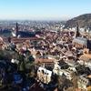 ハイデルベルク城を見学してきました(旅行3日目②)