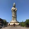 【石川県・加賀温泉】天にそびえる大観音『ユートピア加賀』の郷に行ってきた(2018年7月末)。廃墟なのか果たして…