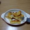 焼きりんごを食べるという贅沢