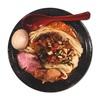 復習らーめん【'16年089杯目】雨ニモマケズ(北区上十条)の六種の夏野菜の冷たい汁なし担々麺