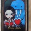 今日のカード Strange Valentine