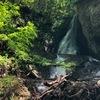 秘境がたくさん!秋田県鹿角市・大湯滝めぐり①『小衣の滝』