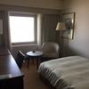 大阪遠征先で宿泊した日航ホテル関西空港