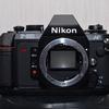 機材紹介 : Nikon F-501