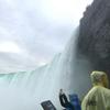 【NY&トロント】大迫力!ナイアガラの滝を真横から見るツアーに参加してみました♡