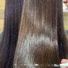新潟 美容室 パドトロワ 髪質改善ストレート×マイクロバブルの相性が最高。