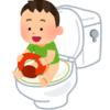 【自主トレ】二人目の子のトイレトレーニングの始まり始まり