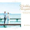 Adobe Illustrator のレッスン本でトレーニング。デザインポートフォリオ・04 結婚式の招待状