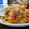 丸焼と鶏串の店(有)中島ブロイラー【久米郡久米南町】リーズナブルな価格で鶏肉の新鮮さと味が魅力!