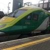 アイルランドで鉄道Irish railに乗る