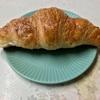 🚩外食日記(764)    宮崎ランチ   「ゲズンタイト」⑦より、【本格牛カレーパン】【スイス仕込みの特製クロワッサン】‼️