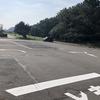 平塚ビーチパークの指定駐車場、湘南海岸公園駐車場の掃除をしてきましたよ!