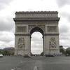 【過去編⑥パリ凱旋編】凱旋門は登れる!シャンゼリゼ通りを歩く。