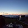 天童高原にて、ふたたびNeowise彗星