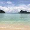 プーケット旅行記  ベルトラの送迎付日帰りツアー(大型船)でピピ島に行きました!