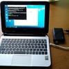 ピアツーピアでRaspberryPiとPCを有線接続