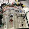 ニキシー管用の電源回路