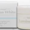 オールインワンジェルと石鹸がセットの「薬用ルミナスホワイト」で60代・70代のしみ対策もばっちり