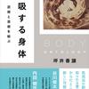 坪井香譲の新著 『呼吸する身体ー武術と芸術を結ぶ』(新泉社)発刊ー2