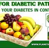 DIABETIC DIET CHART