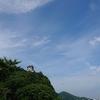 今日の犬山城は…『そんなに急ぐな、蝉たちよ❗』