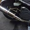 #バイク屋の日常 #ホンダ #ズーマー #マフラー