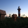 石狩市 現存する道内最古の灯台・石狩灯台