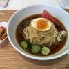 都内で冷麺(渋谷)   冷麺ダイニング『つるしこ』で盛岡冷麺を食べてみた