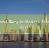 西ヨーロッパ旅行記day1~まずはトランジットで上海へ~