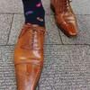 足に合った革靴を選びましょう!