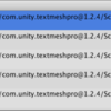 【Unity】起動時に「The call is ambiguous between the following methods or properties」というエラー