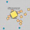 【diep.io】新ボス登場!黄色い機体をもつその名は'召喚者'?!突如として現れたその正体は?