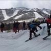 スノーボードの大会に出る意味