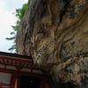 岩に抱かれる御堂~平泉の達谷窟毘沙門堂~